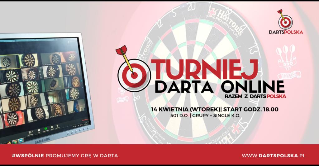 turniej darta online 14.04