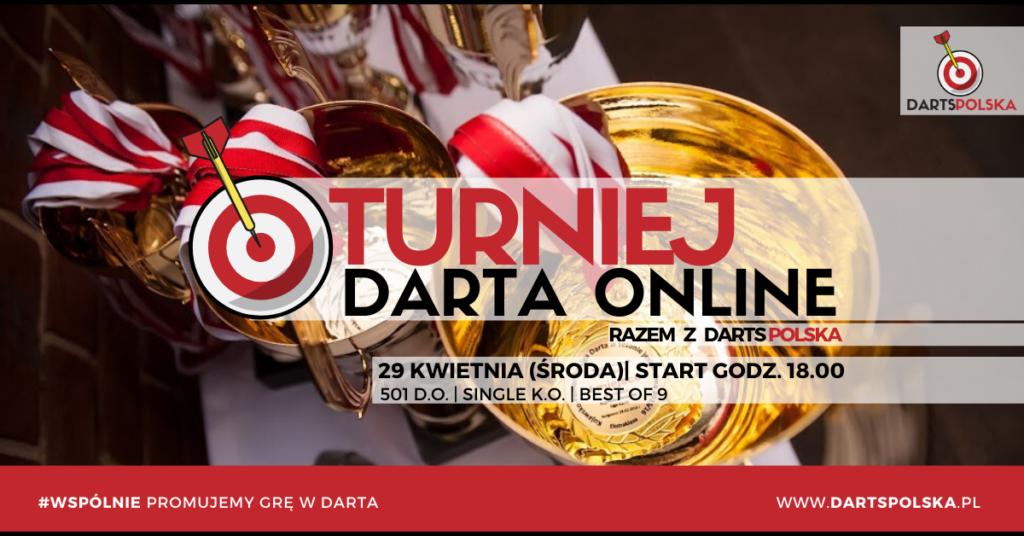 turniej darta online środa 29.04