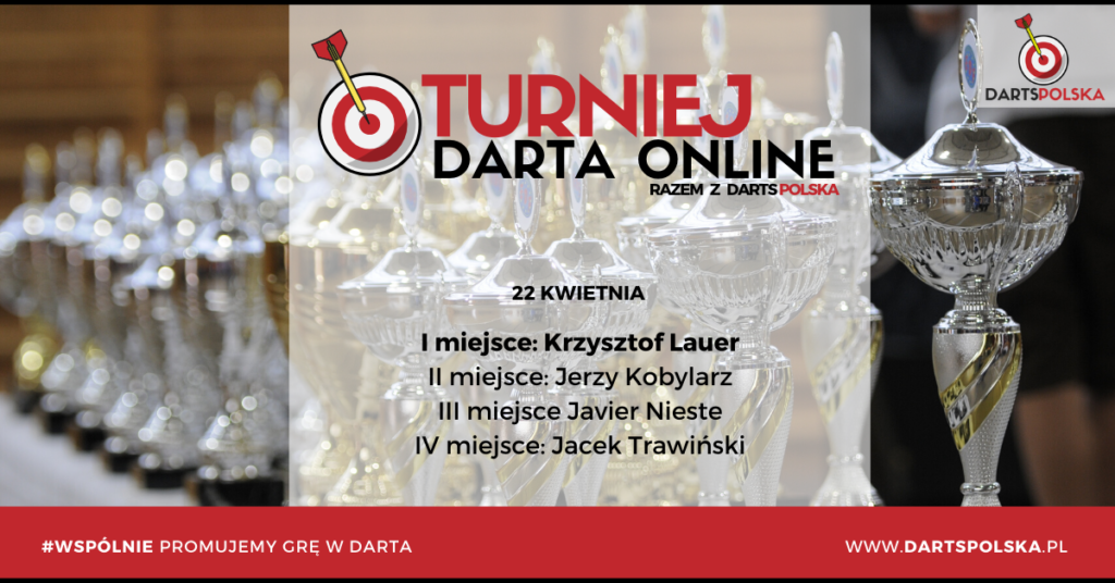 turniej darta online wyniki turnieju 22 kwietnia