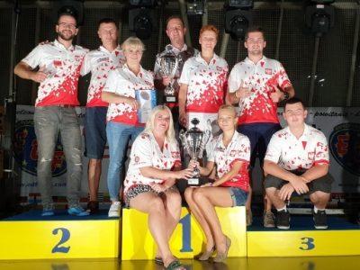 Mistrzowie Europy drużyn narodowych - reprezentacja Polski kobiet i mężczyzn