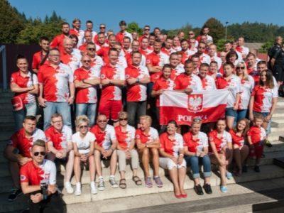 Polacy na Mistrzostwach Europy EDF w 2016r.